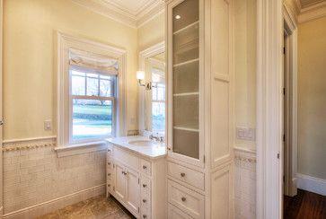 Fantastic Bespoke Bathroom Storage Bath  Bristol Custom Bathrooms