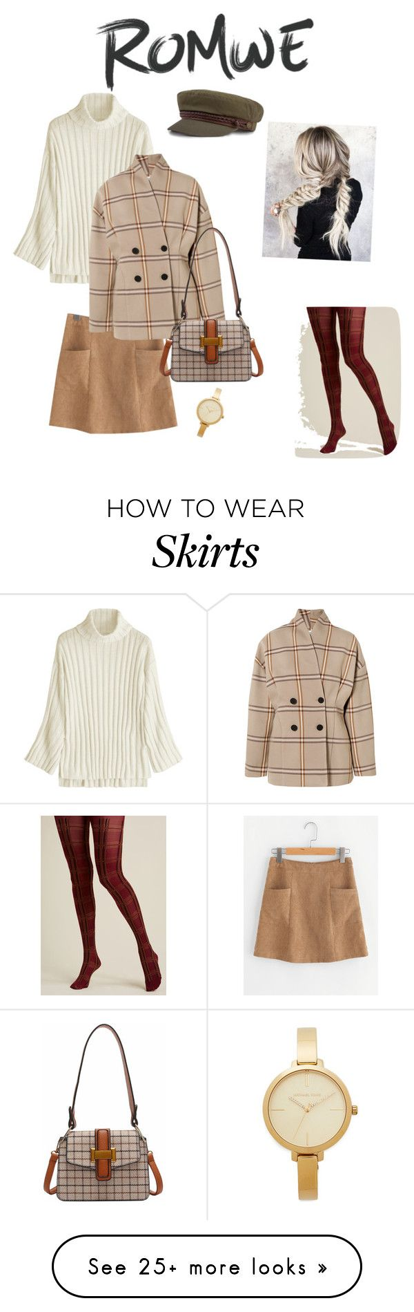 """""""Style"""" by annalisa-victoria-morehouse on Polyvore featuring Brixton, Totême and Michael Kors"""