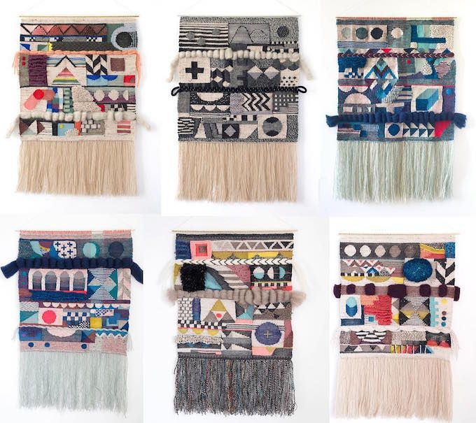 Genevieve Griffiths Weaves Fantastical Cities