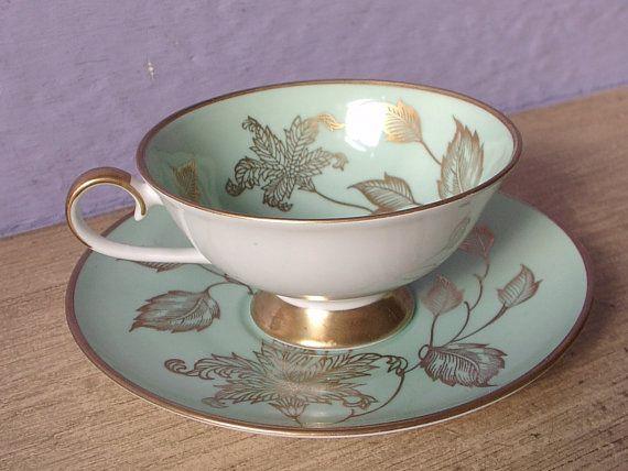 Antique Schumann Arzberg Bavaria tea cup and by ShoponSherman