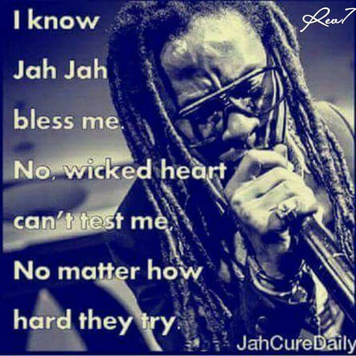 Jah cure unconditional love