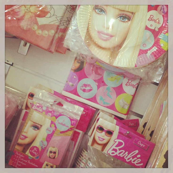 Barbie is always a favourite!