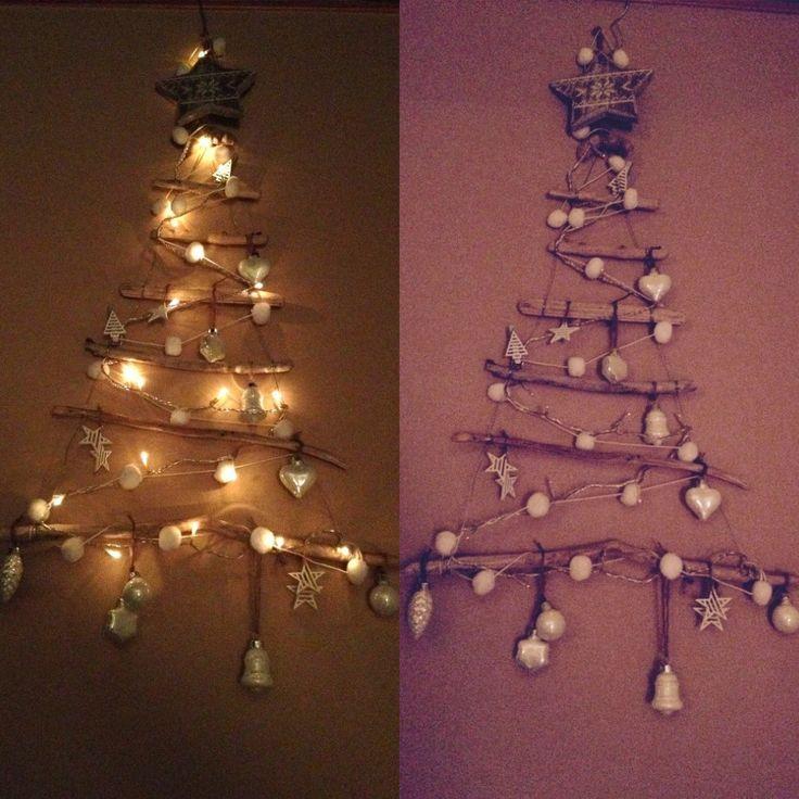 #Christmas #driftwood #handmade #lovechristmas  #natale #amoilnatale #legno  E❤