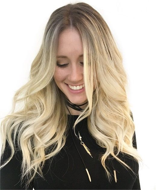 MAKEOVER: Brassy Blonde To Ashy Melt Perfection - Hair Color - Modern Salon