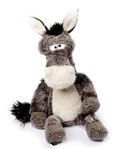 Doodle Donkey - designer plush toy by sigikid - 38482