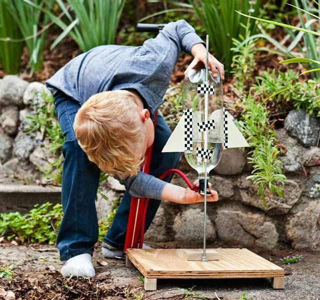 Water Bottle Rocket Projects: 21 Best Thinking Day Images On Pinterest