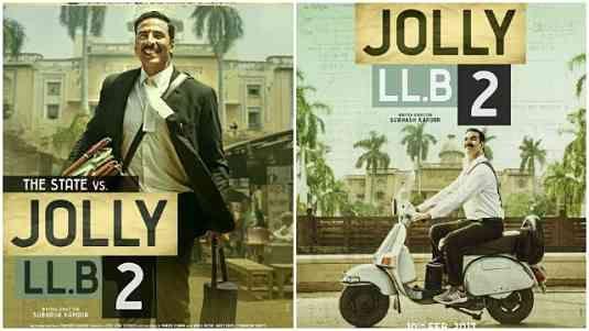 Jolly LLB 2 Review by Taran Adarsh, IMDB Rating, KRK, Rajeev Masand, Komal Nahta, Anupama Chopra, Top Websites Akshay Kumar Jolly LLB 2 Review by Taran Adarsh,