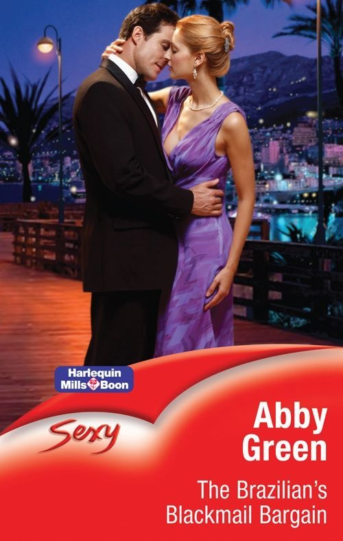 Amazon.com: Mills & Boon : The Brazilian's Blackmail Bargain eBook: Abby Green: Kindle Store
