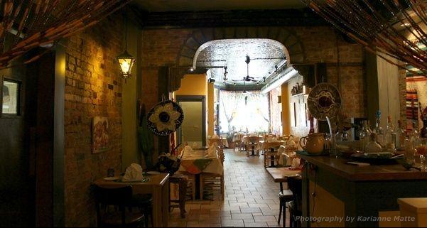Papagayo Restaurant