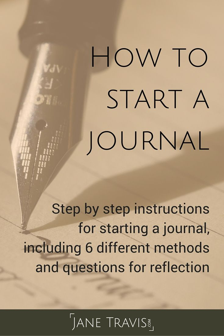 Online writing journals