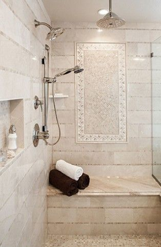 Porcelain Mosaic Shower Floor Tile
