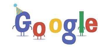 The Google 16 years!