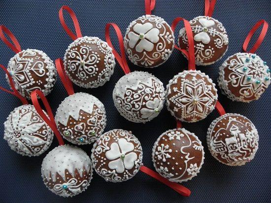 vánoce- kouličky
