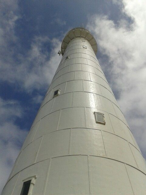 Slangkop lighthouse; Western Cape; SA