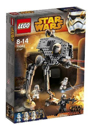 Lego Star Wars 75083 – AT-DP™ Pilot - happy-e-shopping