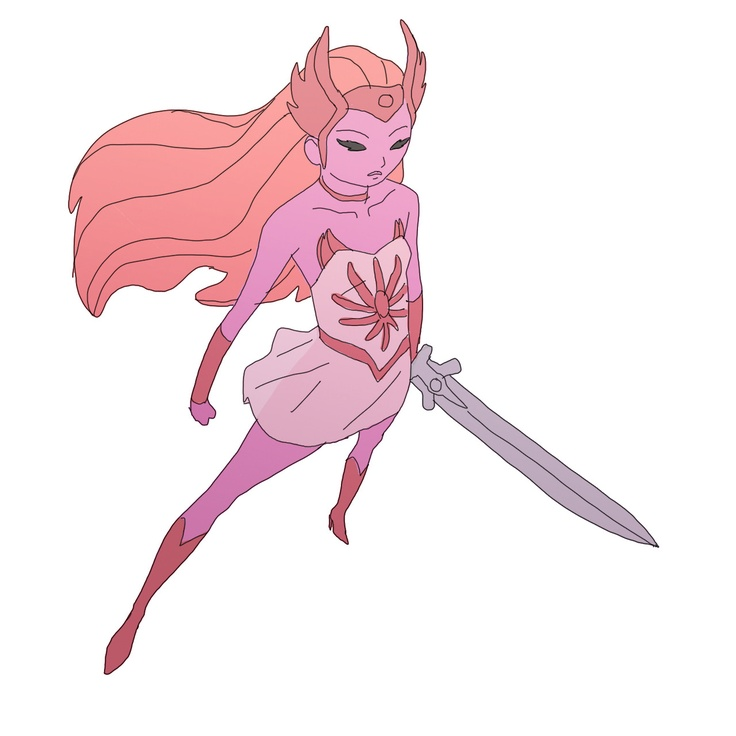 Design An Adventure Time Character : Best she ra my hero images on pinterest the universe