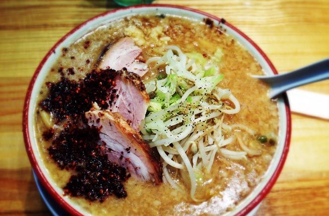 """Tsujita LA. 2057 Sawtelle Blvd, Los Angeles, CA 90025. Called one of the 10 best ramen shops in the U.S. """"An off-shoot of one of Tokyo's best ramen shops, Tsujita is known for its special broth, a chicken, fish, and pork-based tonkotsu simmered for 60 hours to complement its delicate noodles."""""""