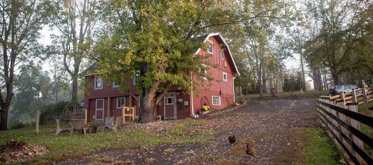 Fodderstack Farm | Mountain Vacation Rental in Brevard NC area