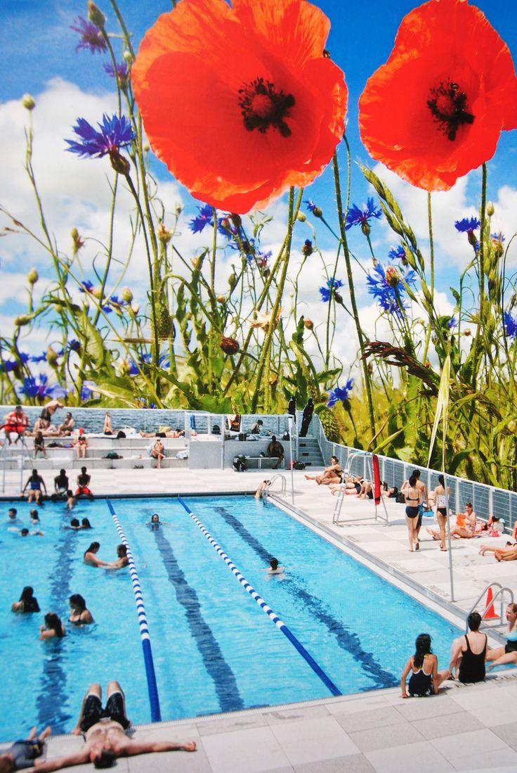 Poppy Pool, http://society6.com/Turckart