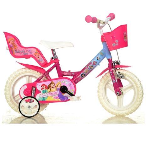 """Vehicule pentru copii :: Biciclete si accesorii :: Biciclete :: Bicicleta Princess 12"""" - Dino Bikes"""