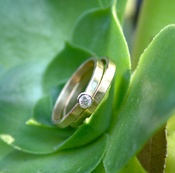 $100 off this beautiful handmade wedding set RIGHT NOW at wishdesignshop.com 175: Www Bluepoppyjewelry Net, Blue Poppy, Wedding Rings, Products, Pretty Jewelry, Love Ring
