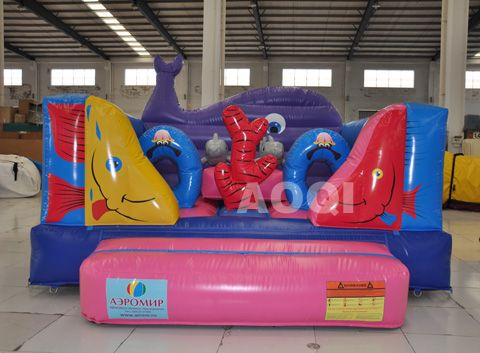 Inflatable bouncer manufacturers ,Inflatable undersea bouncer manufacturers