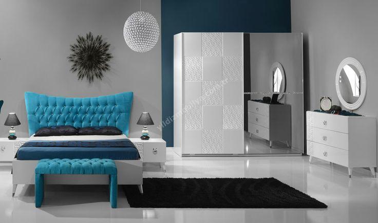 Vals Yatak Odası En Güzel Yatak Odası Modelleri Yıldız Mobilya Alışveriş Sitesinde #bed #bedroom #avangarde #modern #pinterest #yildizmobilya #furniture #room #home #ev #young #decoration #moda       http://www.yildizmobilya.com.tr/