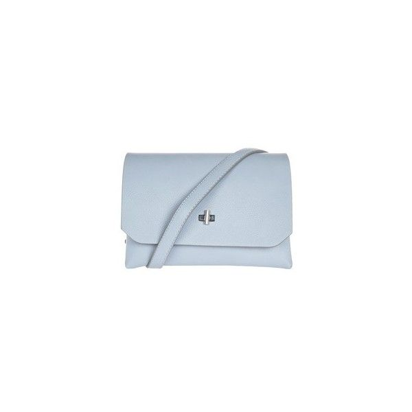 Topshop Otley Double Pouch Crossbody Bag (595 MXN) ❤ liked on Polyvore featuring bags, handbags, shoulder bags, blue, crossbody purses, cross body, blue crossbody handbag, blue shoulder bag and topshop purses