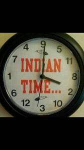 """All """"Indian humor"""" aside, turn clock back at 2 am"""