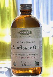 Flora Sunflower Oil- personal favorite