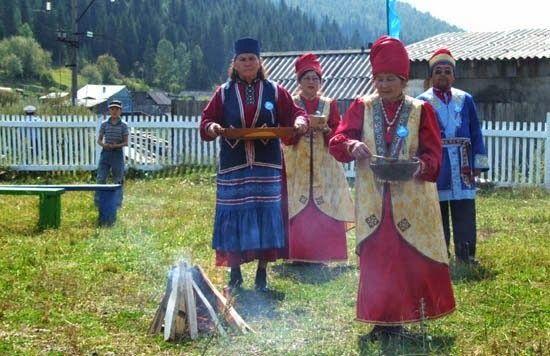 Şor Türkleri - Шор түріктері (Şorya - Kemerovo Oblastı)
