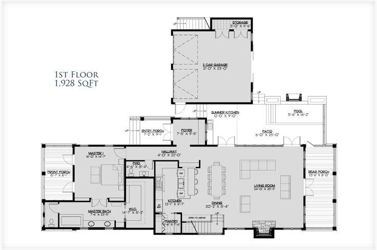Palmetto Bluff 4538 Floor Plans Pinterest Palmetto