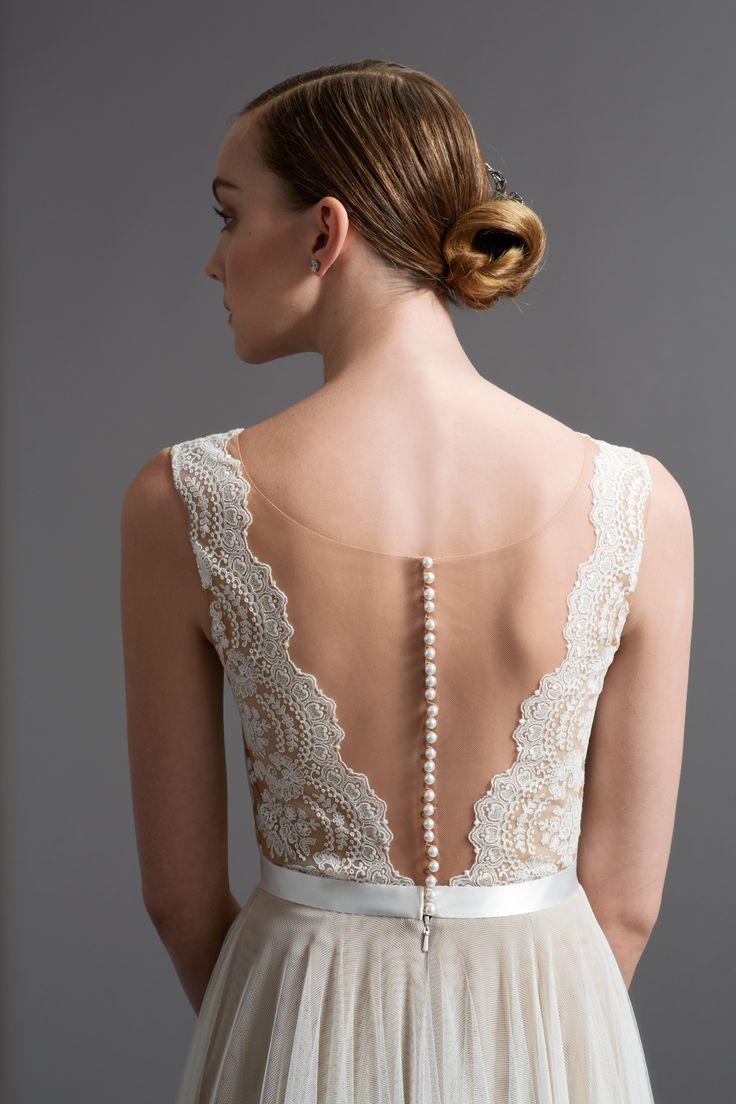 Watters Santina gown #watters #wedding #weddingdress www.pinterest.com/wattersdesigns/