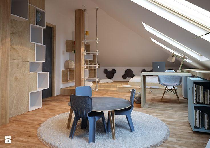 Pokój dziecka styl Nowoczesny Pokój dziecka - zdjęcie od COI Pracownia Architektury Wnętrz