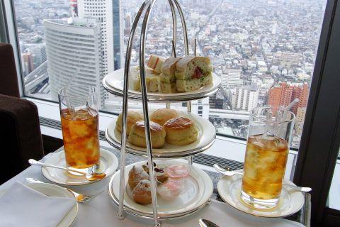 パークハイアット東京 新宿  Afternoon Tea 14:00~17:00 (土・日・祝12:00~)3900円 http://tokyo.park.hyatt.com/hyatt/hotels-tokyo-park/entertainment/dining_detail.jsp?itemDesc=fboutlet=1001059