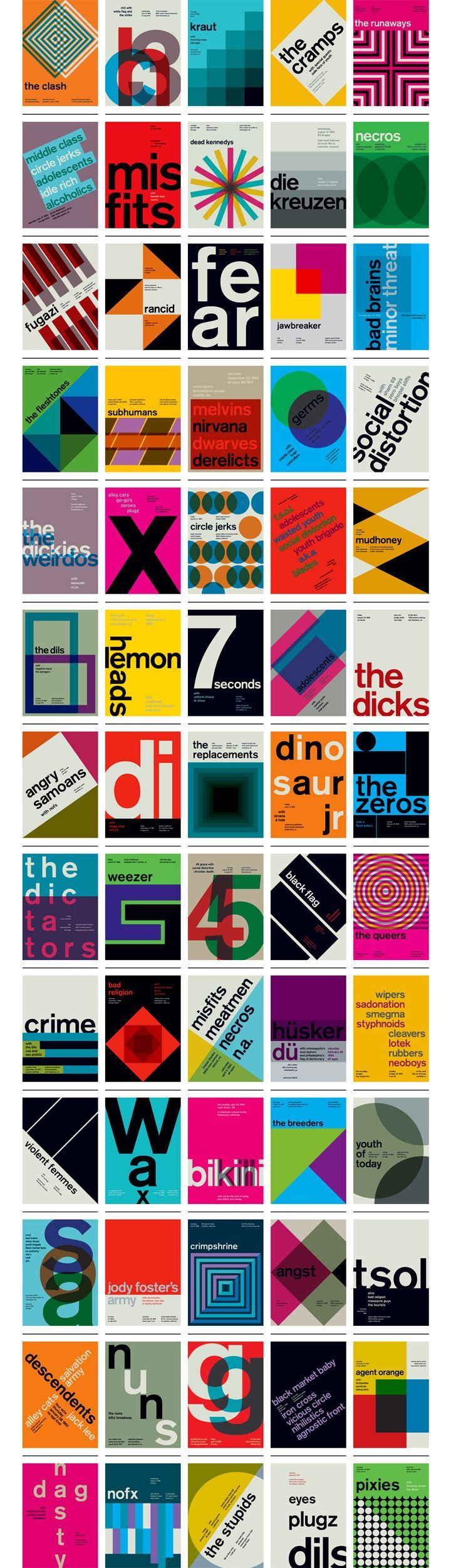 swissted is an ongoing project by graphic designer mike joyce, owner of stereotype design:
