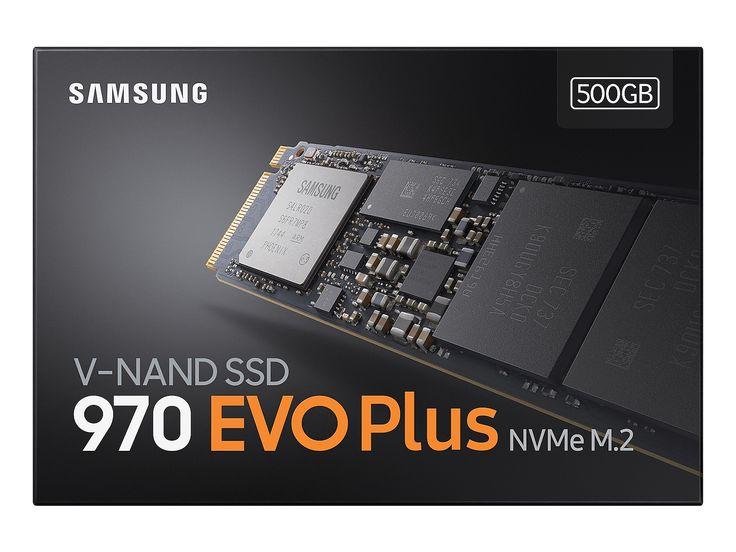 970 Evo Plus Nvme M 2 Ssd 500gb Evo Cool Things To Buy Samsung