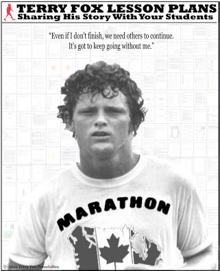 2012 Terry Fox Lesson Plans