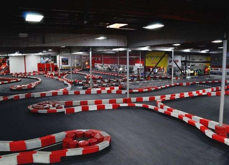 go kart track design
