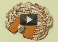 beadshop.com | YouTube VideosYoutube Videos, Accessories Tutorials, Beads Tutorials, Beads Diy, Beadshop Com, Bracelets Videos, Gypsy Bracelets, Crafty Ideas, Earth Gypsy