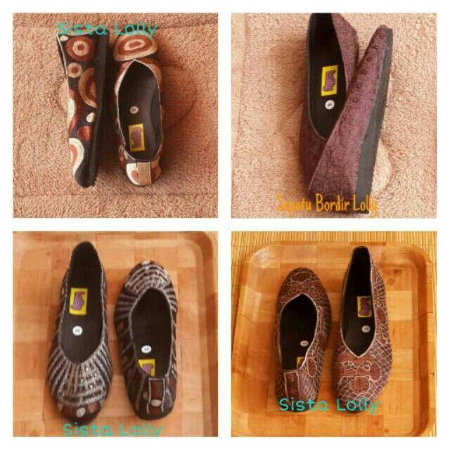 Saya menjual Sepatu Bordir Lolly Coklat seharga Rp85.000. Dapatkan produk ini hanya di Shopee! https://shopee.co.id/sistalolly/64131806 #ShopeeID
