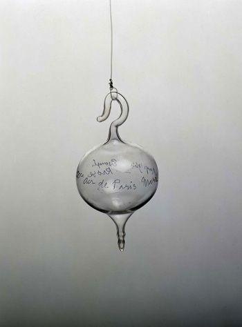 Marcel Duchamp, Air de Paris.