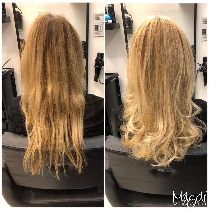 Csodaszép lett ez a világos szín :) Nektek is tetszik?  www.magdiszepsegszalon.hu  #blonde #blondehair #szőkehaj #szőke #hairstyle #hair #hairfasion #haj #festetthaj #coloredhair #széphaj #szépségszalon #beautysalon #fodrász #hairdresser #ilovemyhair #ilovemyjob❤️ #hairporn #haircare #hairclip #hairstyle #hairbrained #haircut #hairsalon #hairpro #hairup #hairdye #hairstylist #haircuts #hairoftheday #hairgoals #hairideas #haircolor #hairstyles