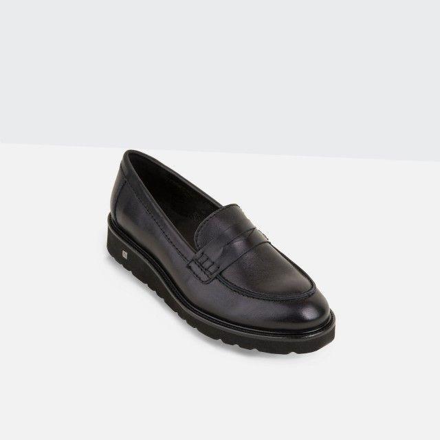 Mokasyny Nessi 18397 Czarny 16 Dress Shoes Men Fashion Boots Loafers Men