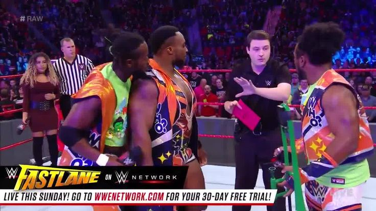 We feel you, The Academy. We on WWE Raw sometimes get our envelopes mixed up as well, as The New Day found out they had the wrong opponents announced tonight on USA Network.