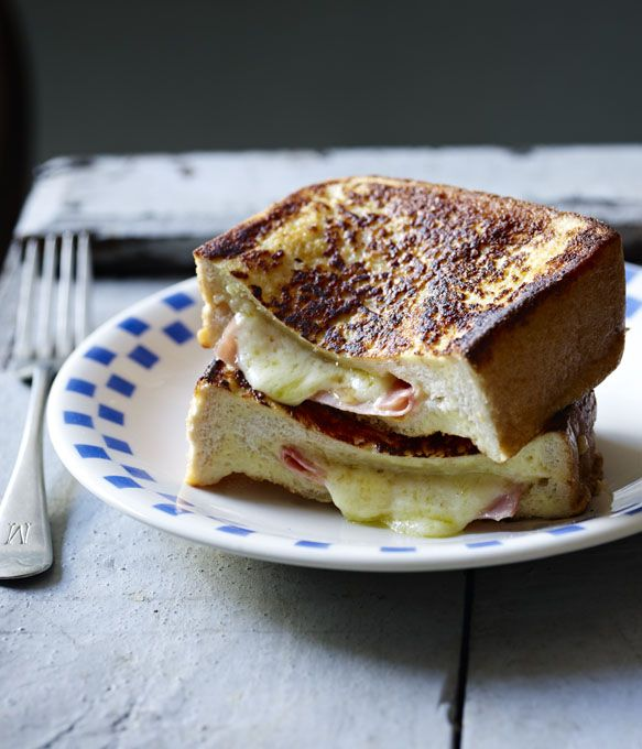 Whip up this tasty French toast for a late breakfast.