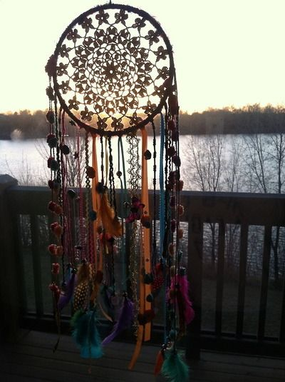 dream catchers everywhere #Anthropologie #PintoWin