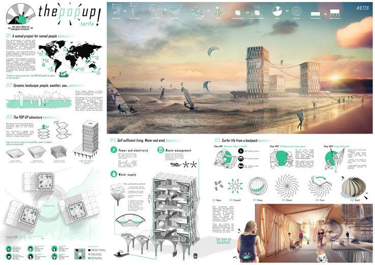 Galeria - Concurso de habitações temporárias para surfistas premia projetos da Espanha, Áustria e Alemanha - 4