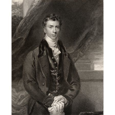 Henry Peter Brougham 1St Baron Brougham And Vaux 1778 To 1868 British Statesman Philosopher Lawyer Orator Critic Writer Scientist Lawyer Whig Politician And Abolitionist Engraved By H Robinson After S