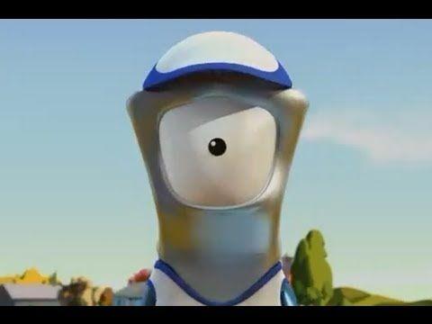 London 2012 Mascots Film 3 - 'Rainbow Rescue'